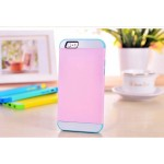 เคส iPhone 6 Plus NX CASE - ชมพู-ฟ้า