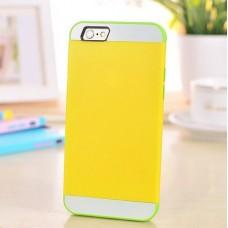 คส iPhone 6 Plus NX CASE - เหลือง-เขียว