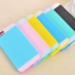 เคส iPhone 5/5s NX CASE - ฟ้า-เหลือง