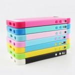 เคส iPhone 4/4s NX CASE - ฟ้า-ชมพู
