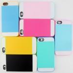 เคส iPhone 4/4s NX CASE - เหลือง-เขียว