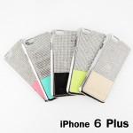 เคสเพชร iPhone 6 Plus - สีทอง