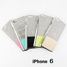 เคสเพชร iPhone 6 - สีทอง
