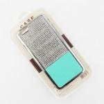 เคสเพชร iPhone 5/5s - สีเขียว