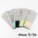 เคสเพชร iPhone 5/5s - สีทอง