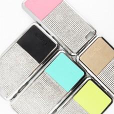 เคสเพชร iPhone 6 Plus - สีเขียวอ่อน
