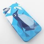 เคส iPhone 6/6S ลายกราฟฟิก รูปนกเพนกวิน