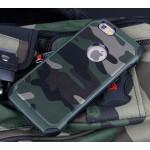 เคส iPhone 6/6s NX Case ลายทหาร สีเขียว