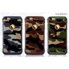 เคส iPhone 6/6s NX Case ลายทหาร สีน้ำเงิน