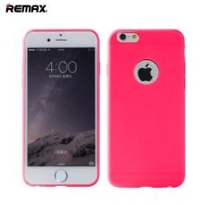 เคส iPhone 6 Plus Remax JELLY เคสนิ่ม สีชมพูเข้ม
