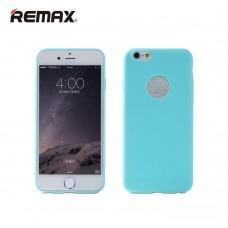 เคส iPhone 6 Plus Remax JELLY เคสนิ่ม สีเขียว