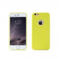 เคส iPhone 6 Plus Remax JELLY เคสนิ่ม สีเหลือง