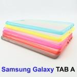 เคส Samsung Galaxy TAB A ซิลิโคน สีเทา