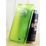 เคส AIS Super Combo Pro 5.0 (LAVA STAR) เคสยางนิ่ม TPU สีเรียบ ผิวมัน - สีเขียว