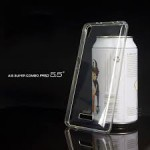 เคส AIS Super Combo Pro 5.5 (LAVA GRAND) เคสยางนิ่ม TPU สีเรียบ ผิวมัน - สีใส