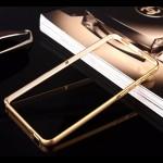 เคส HTC Desire 826 ขอบกันกระแทก Bumper (สีทอง / ขลิบทอง)