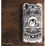 เคส HTC Desire EYE เคสแข็งพิมพ์ลาย แบบที่ 3