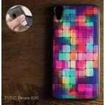 เคส HTC Desire 820s l เคสนิ่มคุณภาพดี พื้นผิวป้องกันการลื่น (Premium TPU) แบบ 3