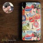 เคส HTC Desire 820s l เคสนิ่มคุณภาพดี พื้นผิวป้องกันการลื่น (Premium TPU) แบบ 9