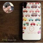 เคส HTC Desire 820s l เคสนิ่มคุณภาพดี พื้นผิวป้องกันการลื่น (Premium TPU) แบบ 4