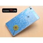เคส Huawei P8 Lite เคสนิ่ม SILICONE ใสพิมพ์ลายแบบที่ 2