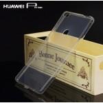 เคส Huawei P8 Max l เคสนิ่ม Super Slim TPU บางพิเศษ พร้อมจุด Pixel ขนาดเล็กด้านในเคสป้องกันเคสติดกับตัวเครื่อง สีใส