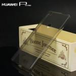 เคส Huawei P8 Max l เคสนิ่ม Super Slim TPU บางพิเศษ พร้อมจุด Pixel ขนาดเล็กด้านในเคสป้องกันเคสติดกับตัวเครื่อง สีดำใส