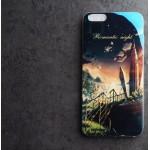 เคส iPhone 5 / 5S เคส TPU พื้นผิวเงาสะท้อน แบบที่ 1