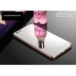 เคส iPhone 5 , 5s | เคส TPU พื้นหลังผิวเงา สีเงิน