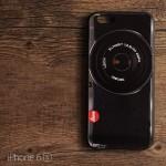 เคส iPhone 6 , 6s (4.7 นิ้ว) เคส (Old School Series) ลายกล้อง (Bumper ขอบยาง TPU)