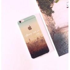 เคส iPhone 6 Plus เคสนิ่ม SILICONE ใสพิมพ์ลายแบบที่ 2