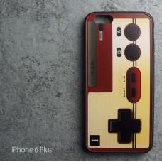 เคส iPhone 6 Plus (5.5 นิ้ว) เคส (Old School Series) ลาย Famicom (Bumper ขอบยาง TPU)
