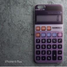 เคส iPhone 6 Plus เคสนิ่ม TPU พิมพ์ลาย เครื่องคิดเลข