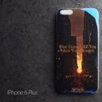 เคส iPhone 6 Plus (5.5 นิ้ว) เคส TPU พื้นผิวเงาสะท้อน แบบที่ 2