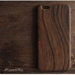 เคส iPhone 6 Plus เคสแข็งพรีเมียม ลายไม้ แบบ 2