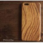 เคส iPhone 6 Plus เคสแข็งพรีเมียม ลายไม้ แบบ 1