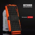 เคส Lenovo A7000 / A7000+ / K3NOTE เคสบั๊มเปอร์ กันกระแทก Defender สีส้ม