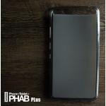 เคส Lenovo PHAB Plus เคสนิ่ม TPU สีเรียบ สีดำ