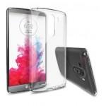 เคส LG G3   เคสนิ่ม Super Slim TPU บางพิเศษ พร้อมจุด Pixel ขนาดเล็กด้านในเคสป้องกันเคสติดกับตัวเครื่อง สีดำใส