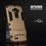 เคส LG G4 เคสกันกระแทก Defender สีทอง