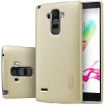 เคส LG G4 Stylus เคสแข็ง Nillkin Frosted Shield Hard Case สีทอง