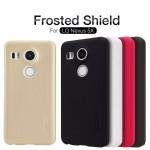 เคส LG Nexus 5X l Super Frosted Shield จาก Nillkin (ของแท้) สีดำ