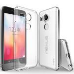 เคส LG Nexus 5X เคสนิ่ม Super Slim TPU บางพิเศษ พร้อมจุด Pixel ขนาดเล็กด้านในเคสป้องกันเคสติดกับตัวเครื่อง สีใส