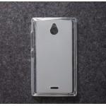 เคสซิลิโคน TPU Nokia X2 สีขาว