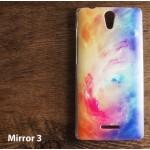 เคส OPPO Mirror 3 เคสแข็งพิมพ์ลาย J