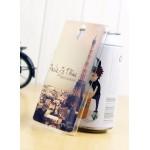 เคส OPPO Mirror 3 เคสแข็งพิมพ์ลาย A