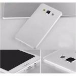 เคส Samsung Galaxy A7 l เคสนิ่ม TPU สีเรียบ (ขาว)