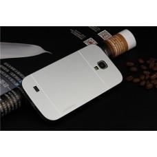 เคส Samsung Galaxy S4 Metal Case (เคสอลูมิเนียม) จาก Motomo สีเงิน