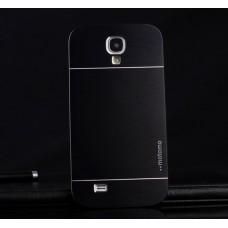 เคส Samsung Galaxy S4 Metal Case (เคสอลูมิเนียม) จาก Motomo สีดำ