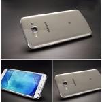 เคส Samsung Galaxy J7 | เคสนิ่ม Super Slim TPU บางพิเศษ พร้อมจุด Pixel ขนาดเล็กด้านในเคสป้องกันเคสติดกับตัวเครื่อง สีดำใส